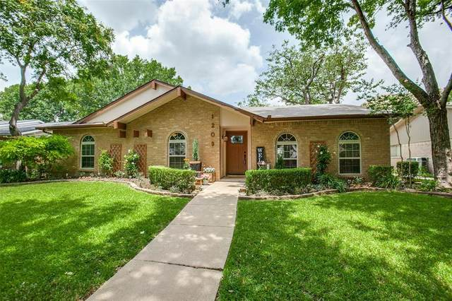 1209 Goodwin, Plano, TX 75023 (MLS #14383645) :: The Tierny Jordan Network