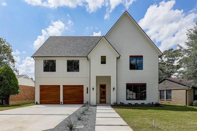 4124 Saranac Drive, Dallas, TX 75220 (MLS #14383672) :: Team Tiller