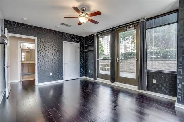 1200 Main Street #609, Dallas, TX 75202 (MLS #14383926) :: Results Property Group