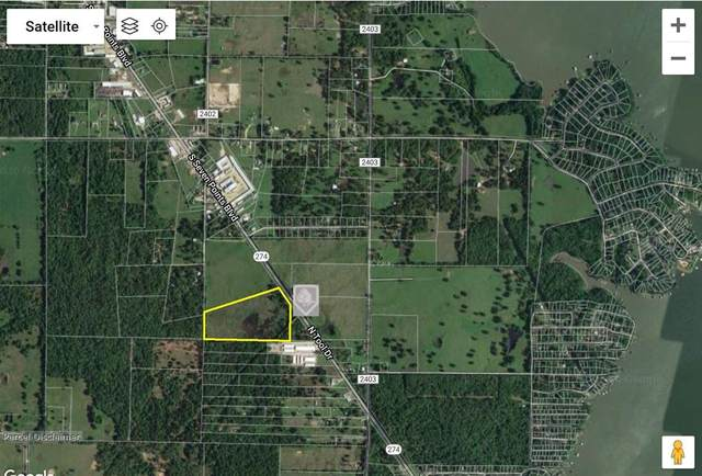 2001 Hwy 274 Highway, Kemp, TX 75143 (MLS #14384638) :: The Kimberly Davis Group