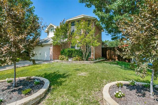 1733 Sonnet Drive, Grapevine, TX 76051 (MLS #14385103) :: The Mitchell Group