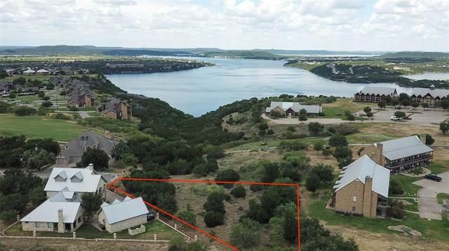 70 Green Briar Court, Possum Kingdom Lake, TX 76449 (MLS #14385265) :: Real Estate By Design