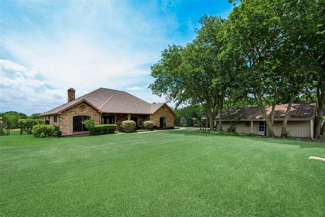 260 Myers Road, Heath, TX 75032 (MLS #14385365) :: The Heyl Group at Keller Williams