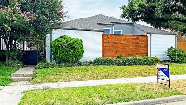 1104 Richland Oaks Drive, Richardson, TX 75081 (MLS #14385580) :: Team Hodnett