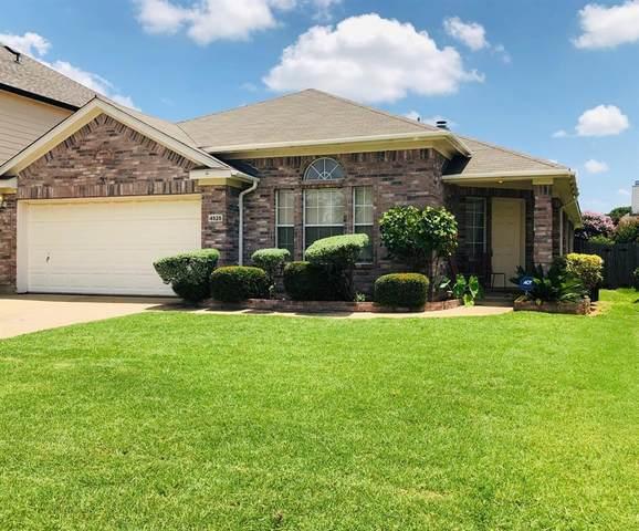 4525 Stepping Stone Drive, Fort Worth, TX 76123 (MLS #14385606) :: Trinity Premier Properties