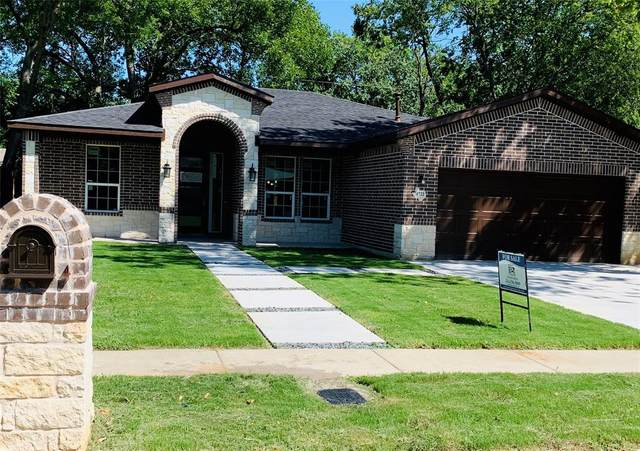 1722 Belmont Street, Mesquite, TX 75149 (MLS #14385668) :: All Cities USA Realty