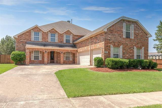 3500 Oliver Drive, Fort Worth, TX 76244 (MLS #14385766) :: The Heyl Group at Keller Williams