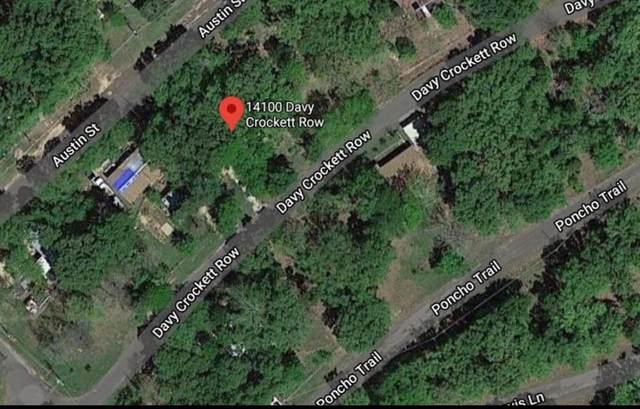 14100 Davy Crockett Row, Log Cabin, TX 75148 (MLS #14385832) :: The Chad Smith Team