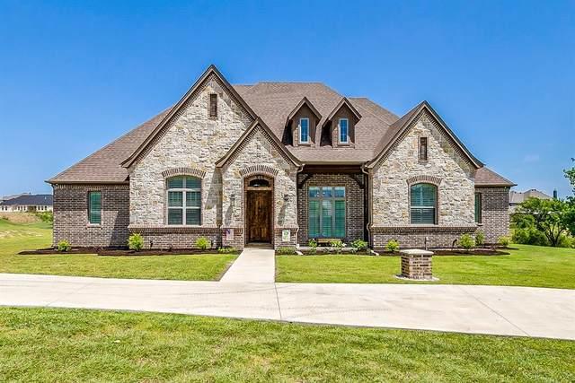 12399 Bella Casa Drive, Fort Worth, TX 76126 (MLS #14385888) :: Real Estate By Design