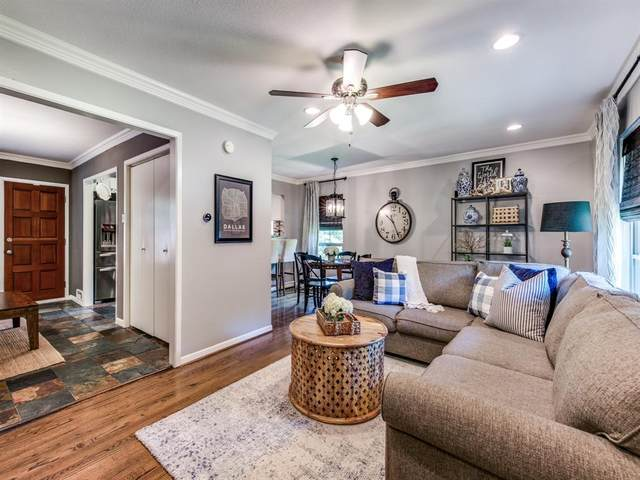 7340 Wake Forrest Drive, Dallas, TX 75214 (MLS #14385981) :: The Mitchell Group