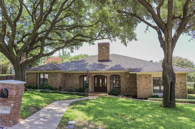 6004 Driftwood Court, Arlington, TX 76016 (MLS #14386098) :: The Heyl Group at Keller Williams