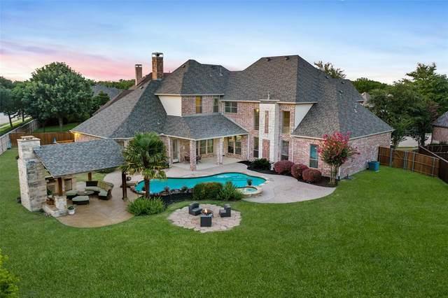7305 Hampstead Court, Mckinney, TX 75071 (MLS #14386199) :: The Heyl Group at Keller Williams