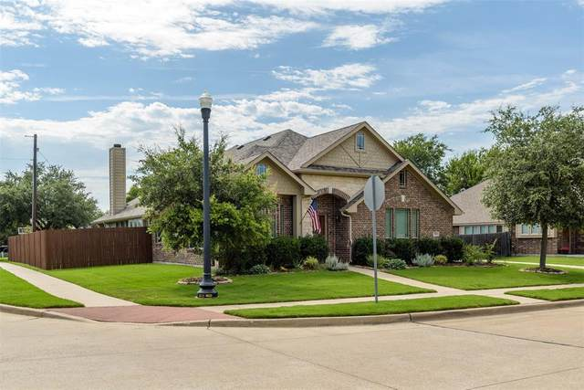 701 Willow Crest Drive, Midlothian, TX 76065 (MLS #14386210) :: All Cities USA Realty