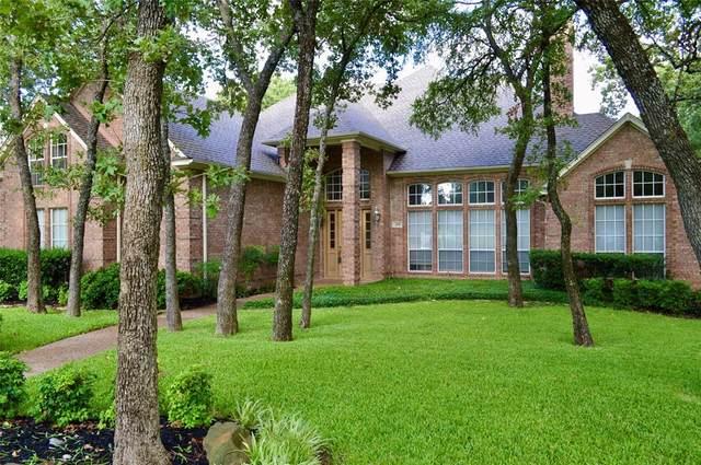 300 Timber Lake Drive, Southlake, TX 76092 (MLS #14386399) :: EXIT Realty Elite