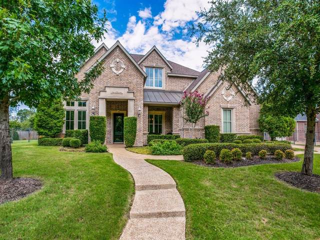 3500 Sunrise Ranch Road, Southlake, TX 76092 (MLS #14387081) :: The Kimberly Davis Group
