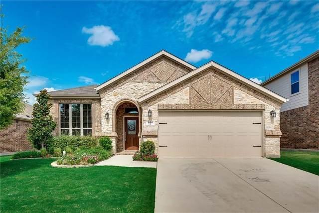 904 Green Coral Drive, Little Elm, TX 75068 (MLS #14387559) :: Tenesha Lusk Realty Group