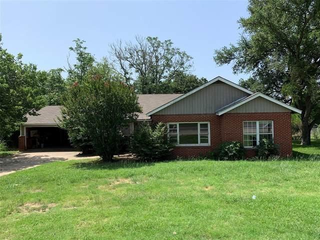 1507 Highway 180 W, Mineral Wells, TX 76067 (MLS #14387828) :: Team Tiller