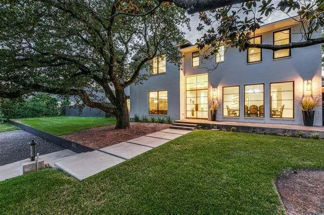 6621 Dartbrook Drive, Dallas, TX 75254 (MLS #14388035) :: Frankie Arthur Real Estate