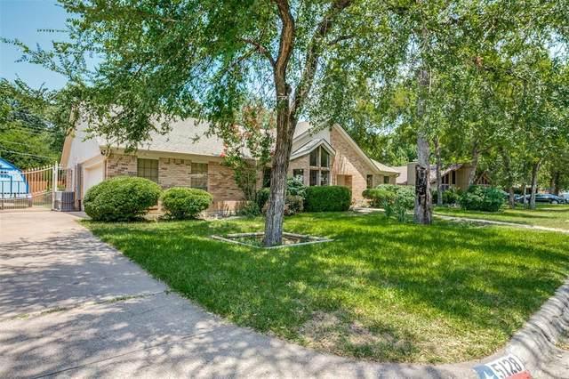 5128 Pearl Drive, North Richland Hills, TX 76180 (MLS #14388368) :: The Heyl Group at Keller Williams