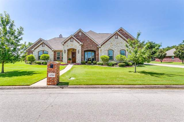 6504 Wimbleton, Mineral Wells, TX 76067 (MLS #14389550) :: The Good Home Team