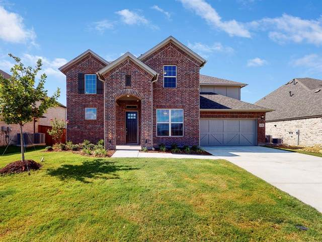 11705 Bull Creek Drive, Northlake, TX 76226 (MLS #14389808) :: The Heyl Group at Keller Williams