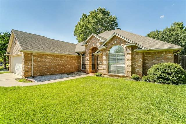 1025 Shady Hill Lane, Burleson, TX 76028 (MLS #14389825) :: Keller Williams Realty