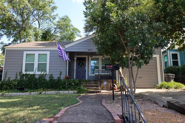 4913 Calmont Avenue, Fort Worth, TX 76107 (MLS #14390013) :: Frankie Arthur Real Estate