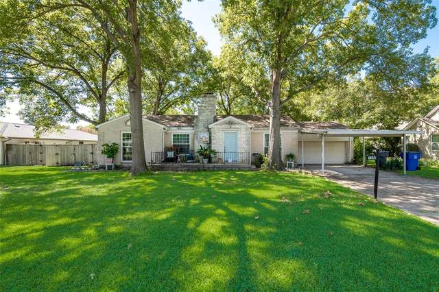 1525 Bella Vista Drive, Dallas, TX 75218 (MLS #14390114) :: The Tierny Jordan Network