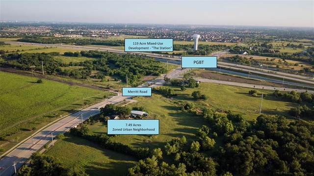 9958 Merritt Road, Rowlett, TX 75089 (MLS #14390294) :: The Tierny Jordan Network