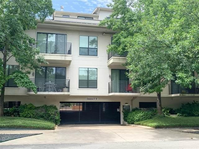 4111 Gilbert Avenue #214, Dallas, TX 75219 (MLS #14390593) :: Results Property Group