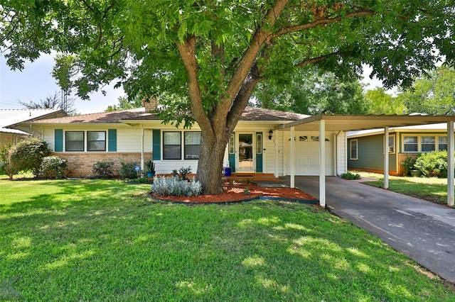 3513 N 9th Street, Abilene, TX 79603 (MLS #14390603) :: The Heyl Group at Keller Williams