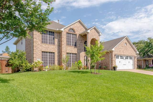 835 Valley Terrace Road, Burleson, TX 76028 (MLS #14391004) :: Keller Williams Realty