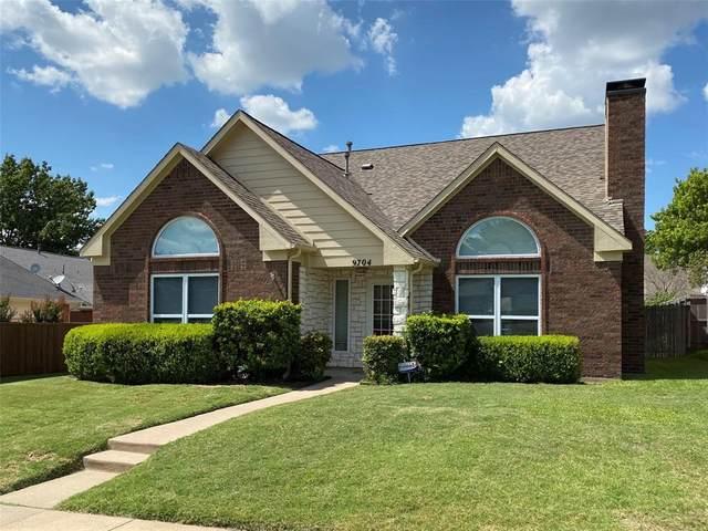 9704 Carmel Valley Drive, Frisco, TX 75035 (MLS #14391137) :: Frankie Arthur Real Estate