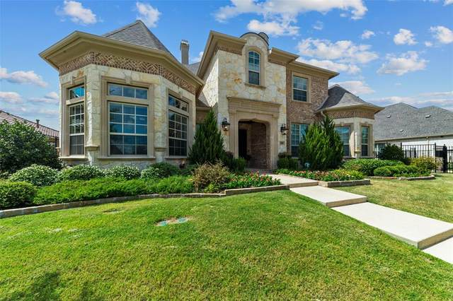300 Woodsong Way, Southlake, TX 76092 (MLS #14391144) :: The Star Team | JP & Associates Realtors