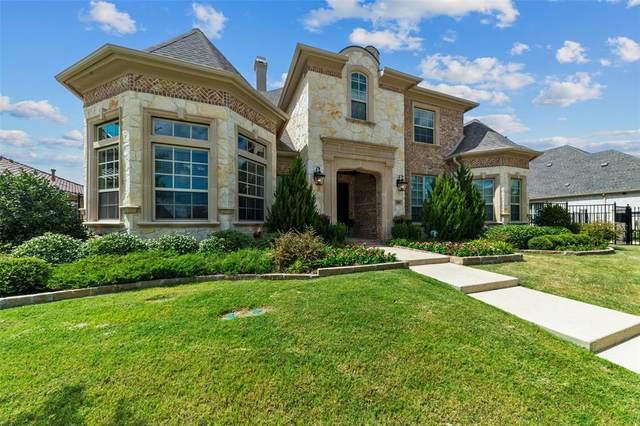 300 Woodsong Way, Southlake, TX 76092 (MLS #14391144) :: The Heyl Group at Keller Williams