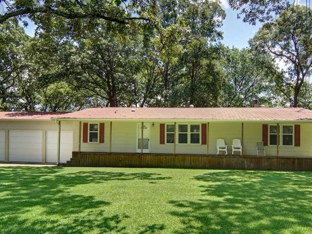 546 Pr 5936, Yantis, TX 75497 (MLS #14391250) :: Trinity Premier Properties
