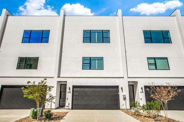 13001 Hutton Drive #12, Farmers Branch, TX 75234 (MLS #14391269) :: Trinity Premier Properties