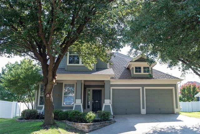 9305 Shields Street, Fort Worth, TX 76244 (MLS #14391352) :: The Heyl Group at Keller Williams
