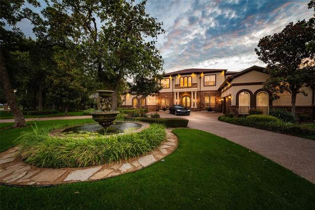 1501 Noble Way, Flower Mound, TX 75022 (MLS #14391439) :: Wood Real Estate Group