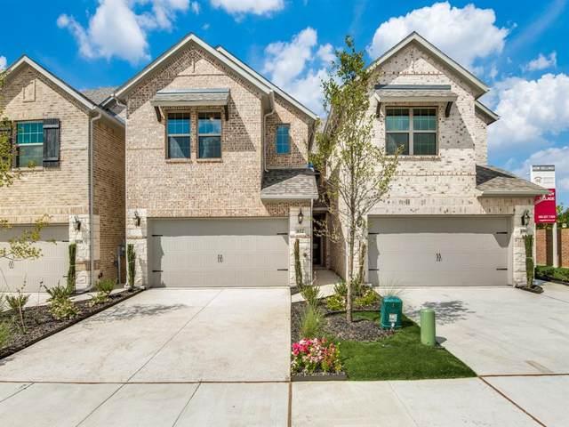 652 Hutchinson Lane, Lewisville, TX 75077 (MLS #14391607) :: Team Hodnett