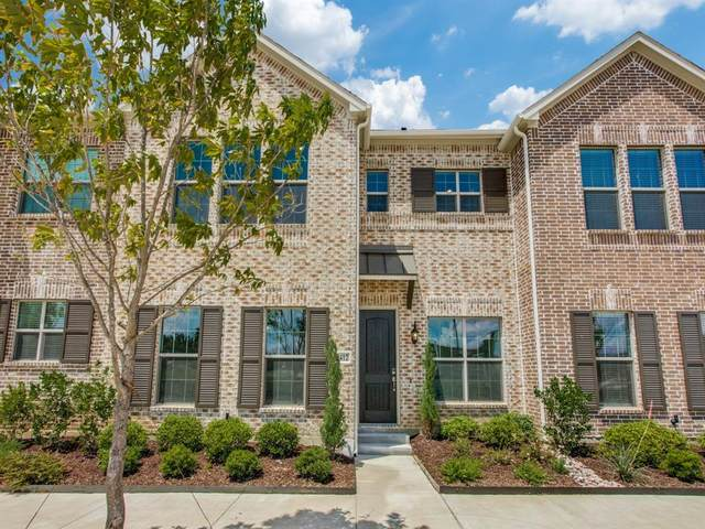2412 Morningside Drive, Flower Mound, TX 75028 (MLS #14391838) :: Team Hodnett