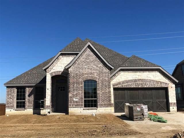 1250 Gray Fox Lane, Frisco, TX 75033 (MLS #14391840) :: The Paula Jones Team | RE/MAX of Abilene