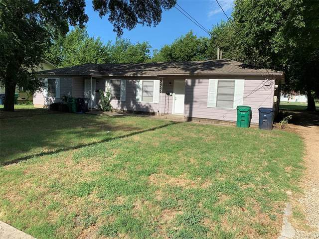 715 Coit Street, Denton, TX 76201 (MLS #14392016) :: Frankie Arthur Real Estate