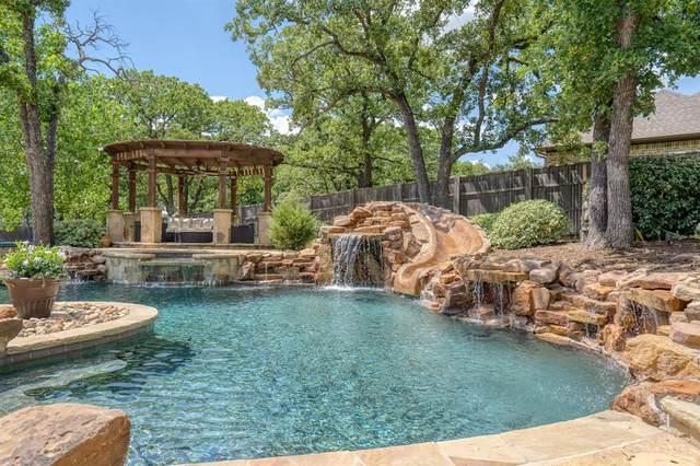 1605 Sherburne Drive, Keller, TX 76262 (MLS #14392084) :: The Kimberly Davis Group