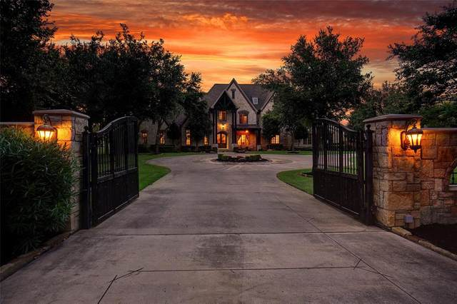 200 Glade Road, Colleyville, TX 76034 (MLS #14392463) :: The Tierny Jordan Network