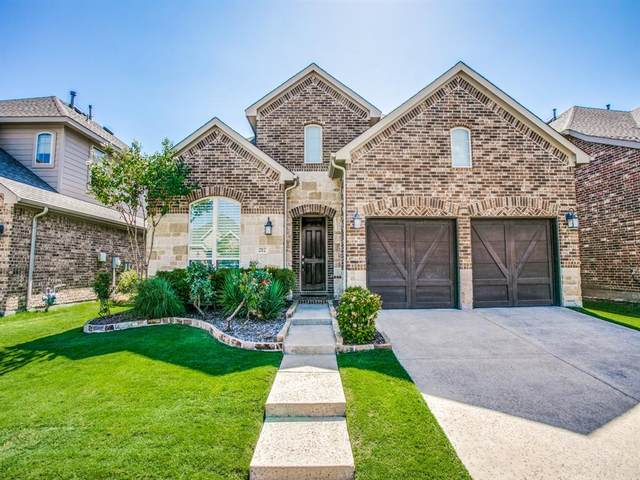212 Lilypad Bend, Argyle, TX 76226 (MLS #14392535) :: The Heyl Group at Keller Williams