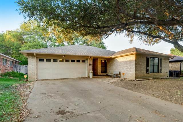 3608 Wedgworth Road S, Fort Worth, TX 76133 (MLS #14393104) :: The Mauelshagen Group