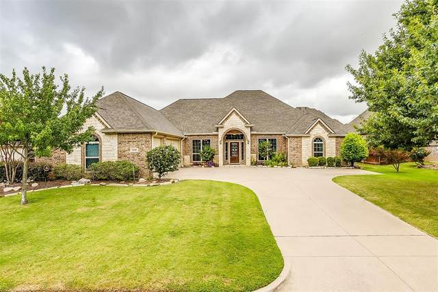 13788 W Riviera Drive, Fort Worth, TX 76028 (MLS #14393431) :: The Hornburg Real Estate Group