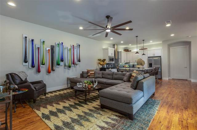 307 Templeton Drive, Fort Worth, TX 76107 (MLS #14393502) :: Front Real Estate Co.