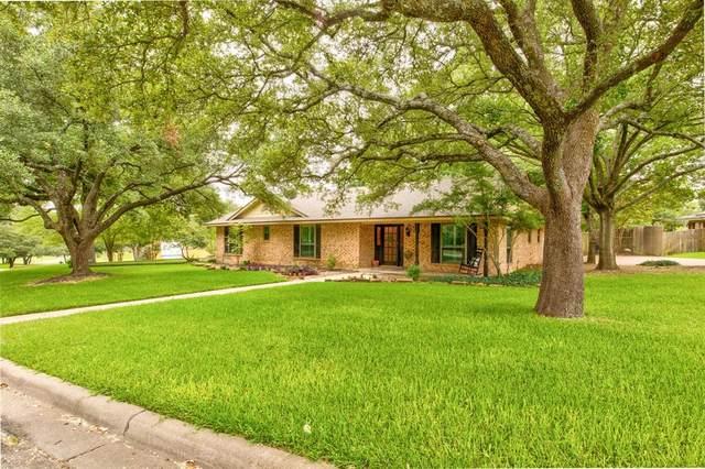 816 Shady Creek Drive, Cleburne, TX 76033 (MLS #14393686) :: Maegan Brest   Keller Williams Realty